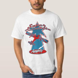 Super Decathlon Aerobatic Club Tee Shirt