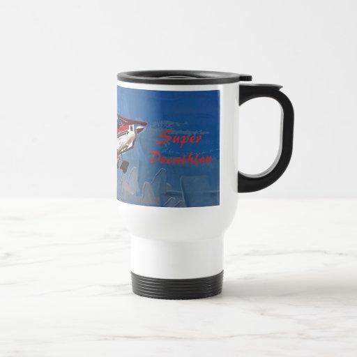 Super Decathlon Mug