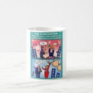 """Super Delicates"" mug"