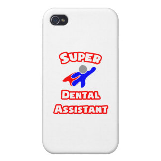 Super Dental Assistant iPhone 4/4S Cover