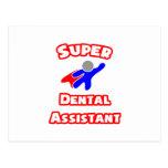 Super Dental Assistant Post Cards