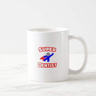 Super Dentist Classic White Coffee Mug