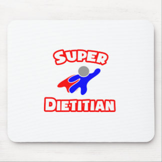 Super Dietitian Mouse Pad