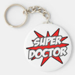 Super Doctor Keychain