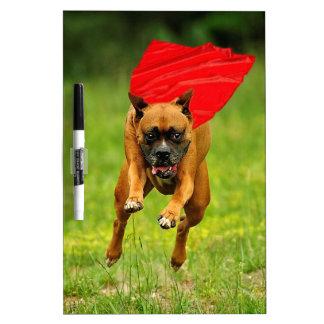 Super Dog! Dry Erase Board
