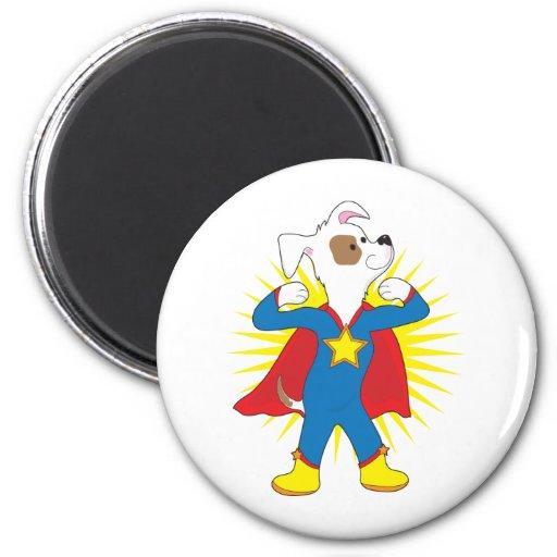 Super Dog Magnet