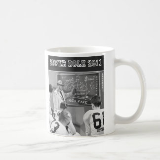 Super Dole Team Play Coffee Mug