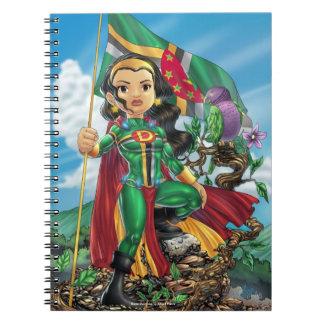 Super Dominica Notebook