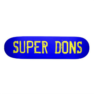 SUPER DONS BOARD
