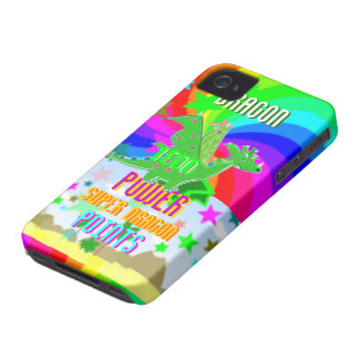 Super Dragon Power 1000 Points iPhone 4 Cover