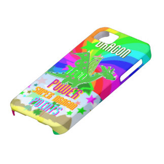 Super Dragon Power 1000 Points iPhone SE/5/5s Case
