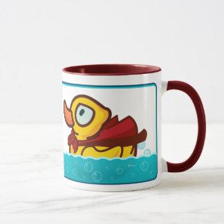 Super Ducky Mug
