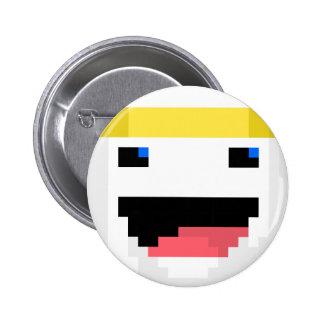 Super Dude 2 Inch Round Button