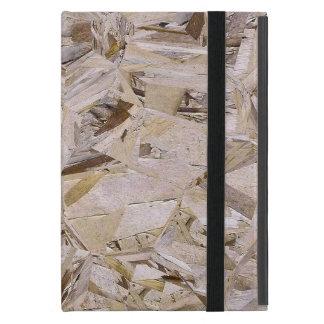Super Duper Cool OSB Plywood Print Cover For iPad Mini