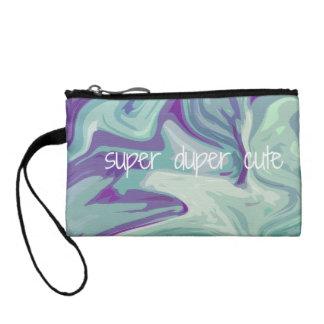super duper cute coin purse
