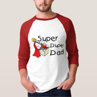 Super Duper Dad (1) T-Shirt