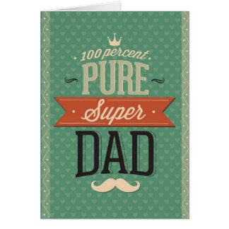 Super Duper Dad Card