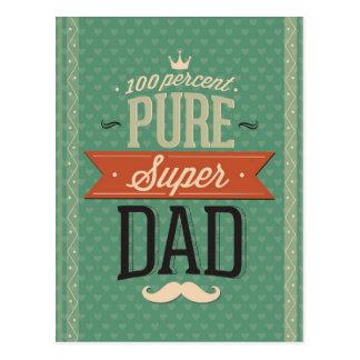 Super Duper Dad Postcards