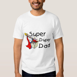 Super Duper Dad T-Shirt