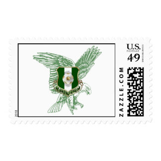 Super Eagles faded Eagle Naija soccer gifts Postage