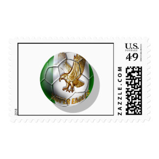 Super Eagles Logo football fans gifts Postage