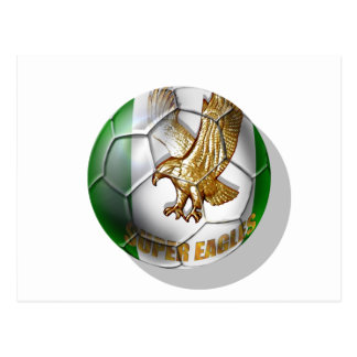Super Eagles Logo football fans gifts Postcard