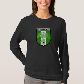 Super eagles Nigeria crest for Naija fans T-Shirt