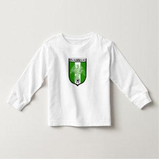 Super eagles Nigeria crest for Naija fans T-shirt
