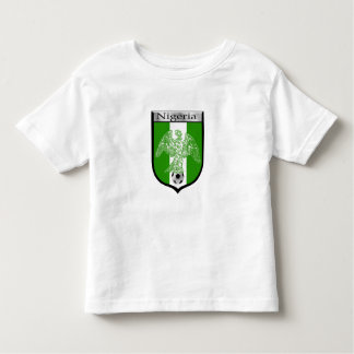 Super eagles Nigeria crest for Naija fans Tee Shirt