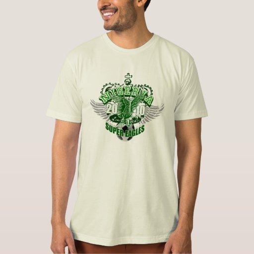 Super Eagles Nigeria football gifts & soccer gear Shirts