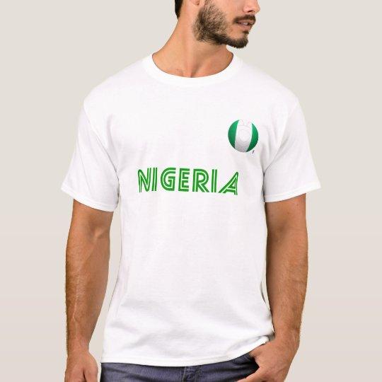 Super Eagles - Nigeria Football T-Shirt