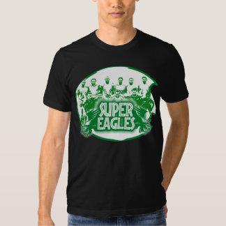 SUPER EAGLES T SHIRT