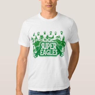 SUPER EAGLES TEE SHIRT