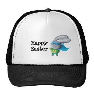 Super Easter Bunny - custom txt - Trucker Hat