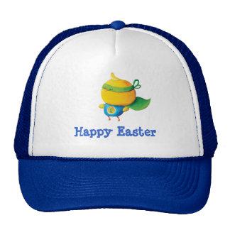 Super Easter Chicken - custom txt - Trucker Hat