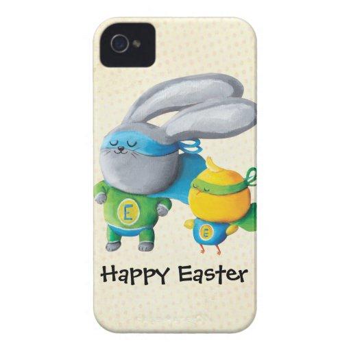 Super Easter Team - custom txt - Case-Mate Blackberry Case