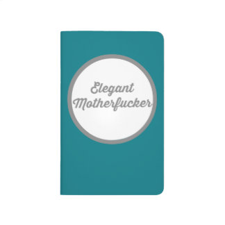 Super elegant journal
