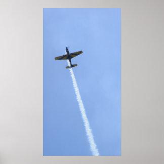 Super Embraer Toucan - Brazilian Air Force Poster