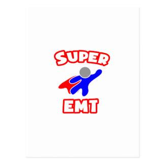 Super EMT Post Card