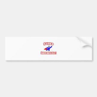 Super Endocrinologist Bumper Sticker