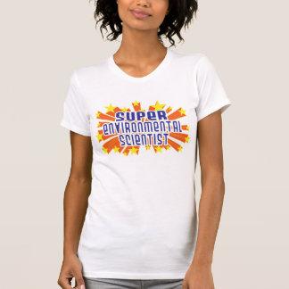 Super Environmental Scientist Tshirt