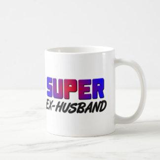 Super Ex-Husband Mugs