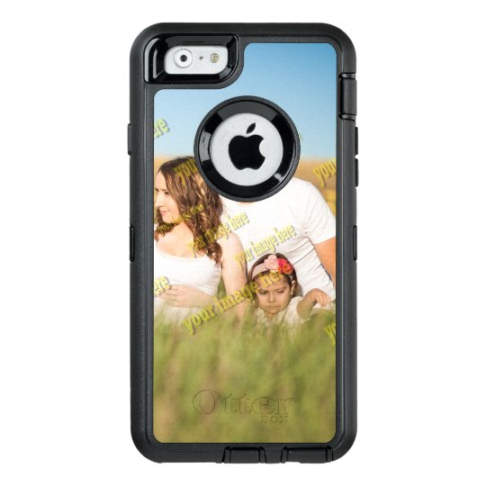 promo code e8481 d9519 Super Family Photo Make Your Own OtterBox iPhone Case