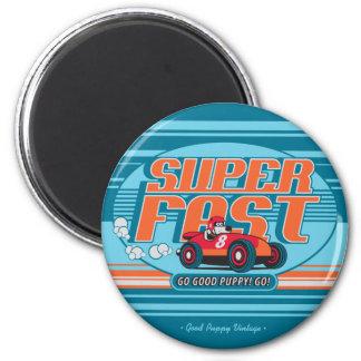 SUPER FAST FRIDGE MAGNETS