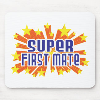 Super First Mate Mouse Pad
