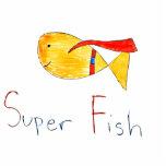 Super Fish! Cut Outs