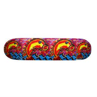 Super Fish Skateboard Deck
