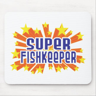 Super Fishkeeper Mouse Pad