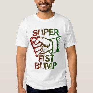 SUPER FIST BUMP T SHIRT