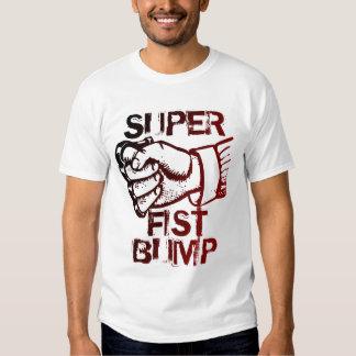 SUPER FIST BUMP TEE SHIRT